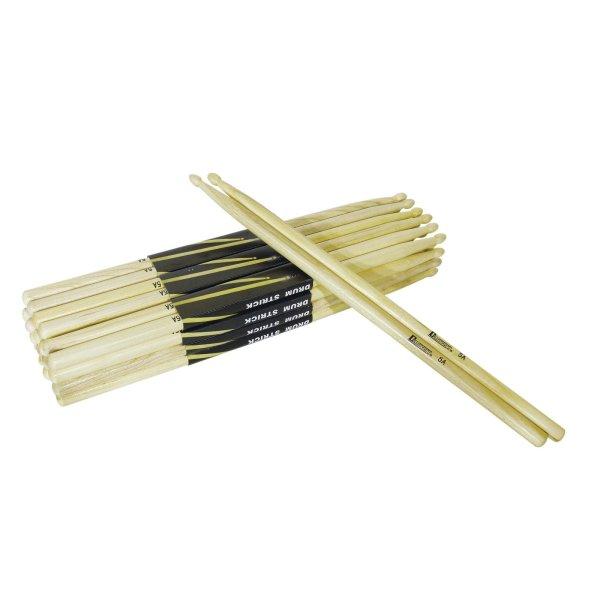 DIMAVERY DDS-5A Drumsticks, Eiche - 1 Paar