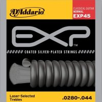 DAddario : EXP45 Classic Coated, Normal