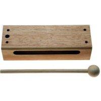 Holzblock mit Holzschlägel - Stagg - WB326L