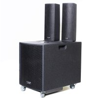 PL Audio - Enertainer Sat System